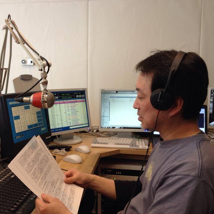 ラジオニセコ「トムのハッピーアワー!」」